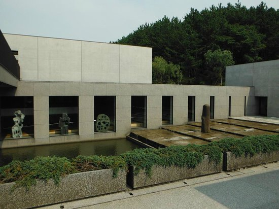 Picture of ken domon museum of photography sakata for Domon ken museum
