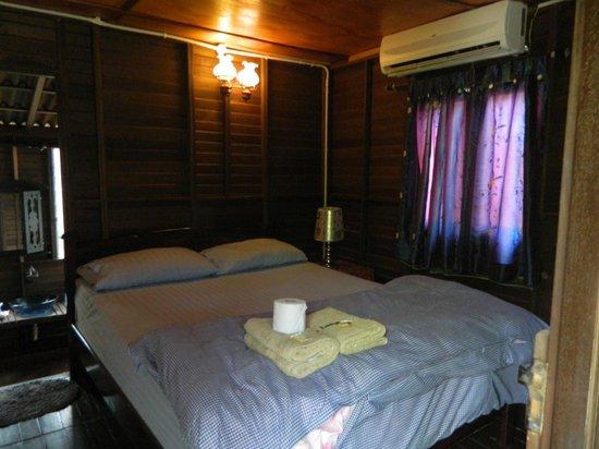 Bayu Dive Lodge: Room interior