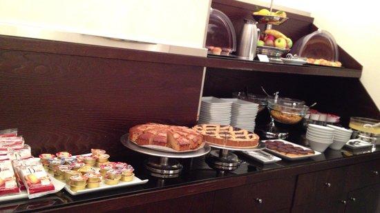 Hotel Siena: 朝食2