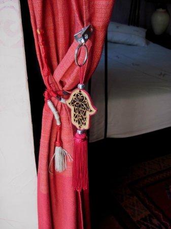 Riad Nomades : Stanza TUAREG, particolare-2