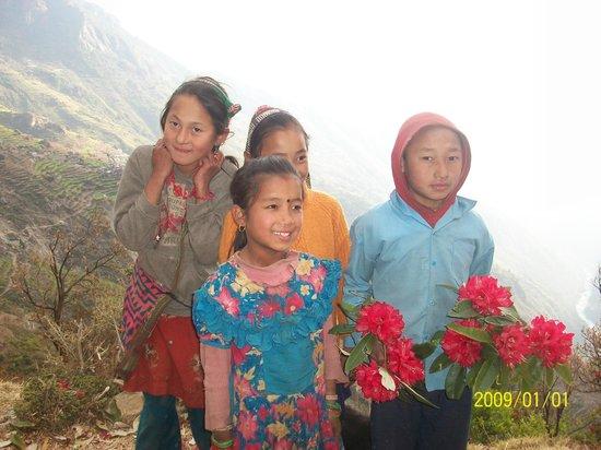 Eco Homestay: Nepali Beauty