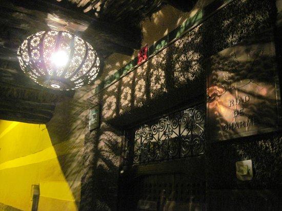 Riad Nomades: notturno-1