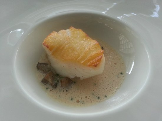 Water Library Chamchuri: Possibly the best sea bass I've ever had!