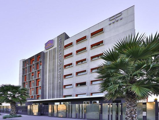BEST WESTERN Hotel Parco Paglia