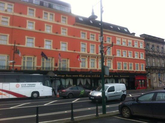 Granville Hotel: Frente do Hotel