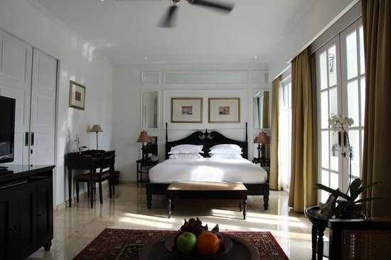 The Colony Hotel Bali: Our spacious 'home away from home' Room # 12