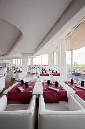 Hotel La Renaissance : Restaurant