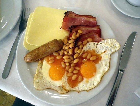 H TOP Olympic : Breakfast
