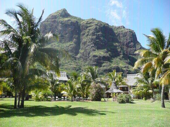 Beachcomber Dinarobin Hotel Golf & Spa : Le Morne