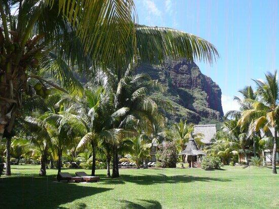 Beachcomber Dinarobin Hotel Golf & Spa : vue générale