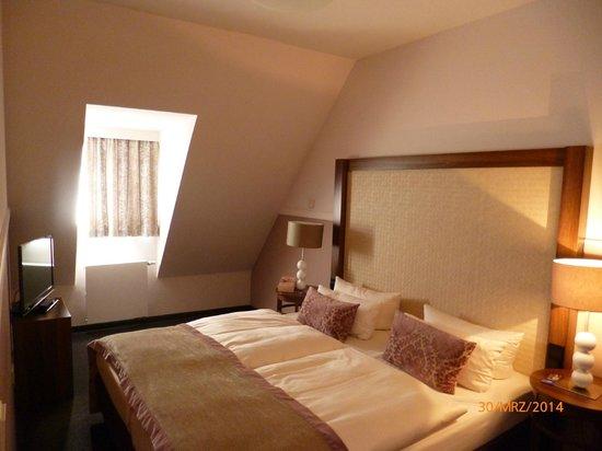 Aparthotel Am Schloss: Schlafzimmer