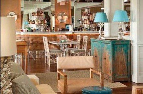 The Tides Beach Club : Bar