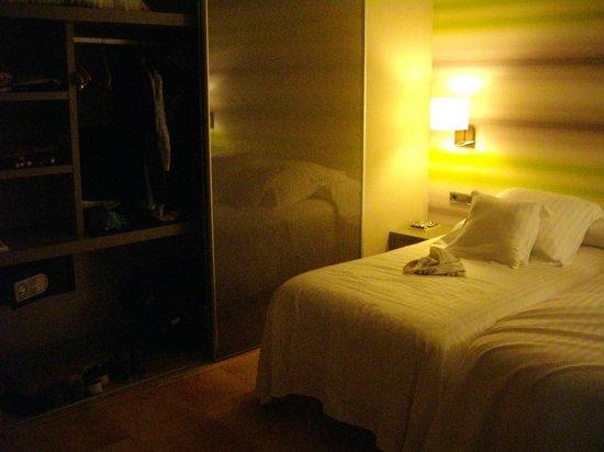 Barcelo Castillo Beach Resort: camera da letto deluxe