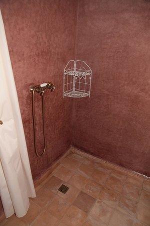 Oasis Jena : La douche