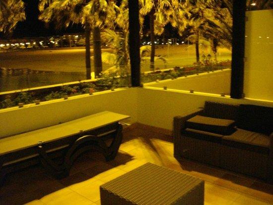 Barcelo Castillo Beach Resort: Terrazzo