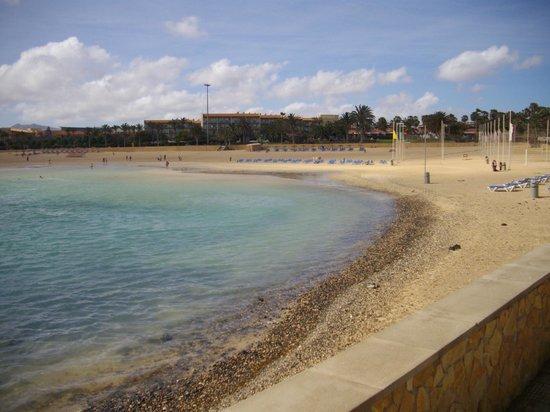 Barcelo Castillo Beach Resort: Spiaggia dell'hotel