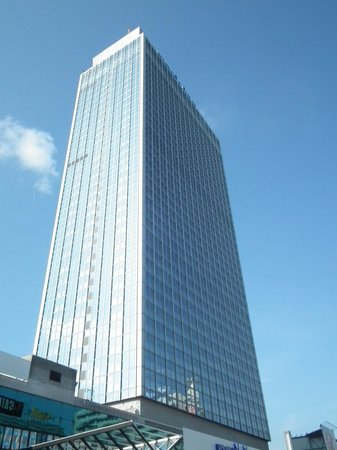 Park Inn by Radisson Berlin Alexanderplatz: The hotel