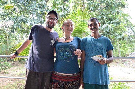 Sigiri Lion Lodge: avec mes (grands) enfants