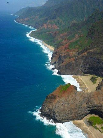 Jack Harter Helicopters - Tours: Nipali Coast