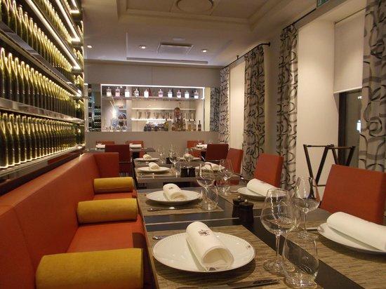 l 39 institut restaurant lyon avis sur le restaurant. Black Bedroom Furniture Sets. Home Design Ideas