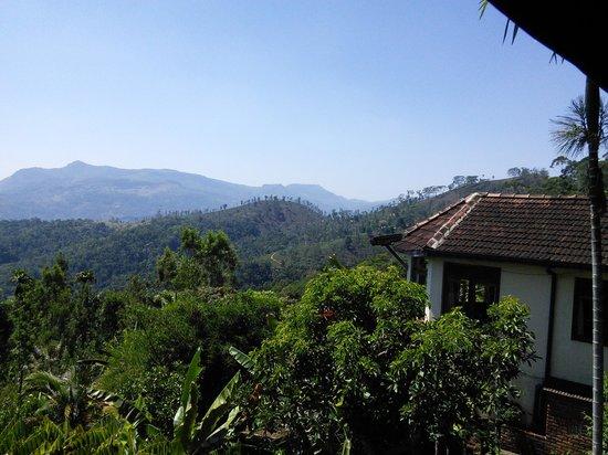 Rangala House: View from balcony