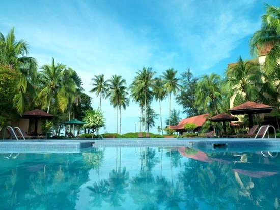 Holiday Villa Beach Resort & Spa Cherating: Swimming Pool
