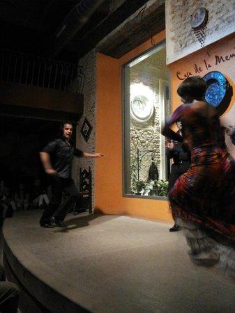 Casa de la Memoria: great dance and music