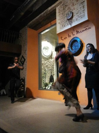 Casa de la Memoria: great dance and music