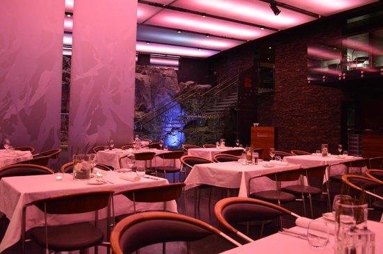 Lava Restaurant : Lave restaurant