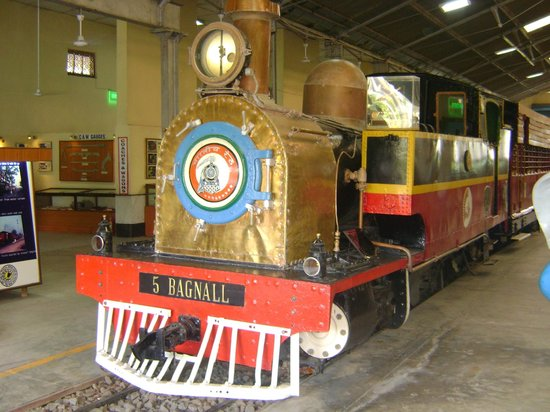 Narrow Gauge Rail Museum