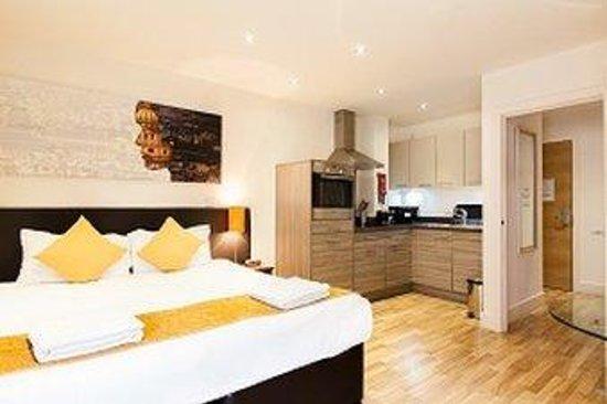 Staycity Aparthotels West End: Studio