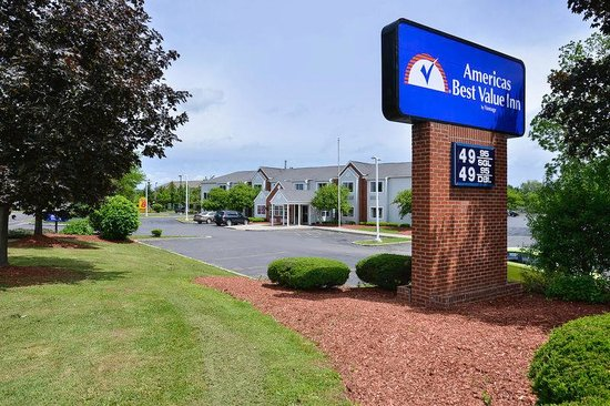 Americas Best Value Inn - East Syracuse: Exterior