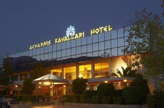 Acharnis Kavallari Hotel Suites: Exterior