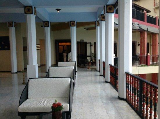 Amaya Hills Kandy: Lobby