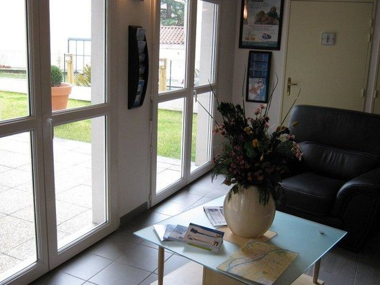 Appart'City Lyon Villeurbanne : Lobby ,Reception