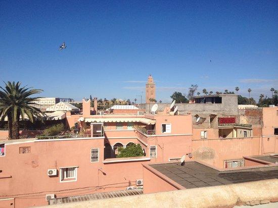 Riad Al Assala Medina : Rooftop