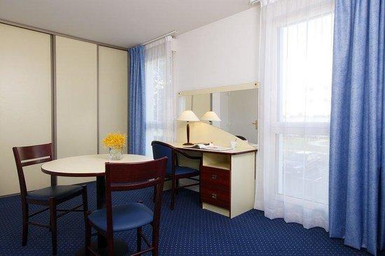 Appart'City Lyon Villeurbanne : Standard Room