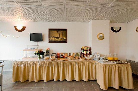 Appart'City Lyon Villeurbanne : Restaurant