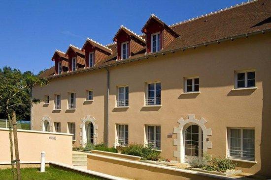 Appart'Hotel La Roche-Posay : La Roche Posay