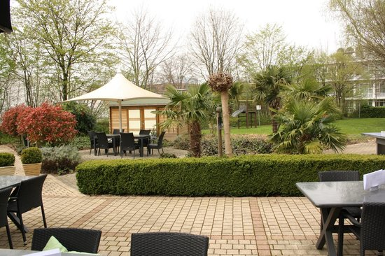 Novotel Maastricht: garden