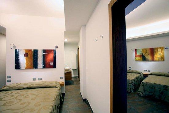 Hotel Sciali: Camere comunicanti