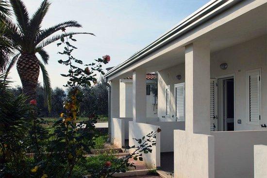 Hotel Sciali: apparthotel esterno