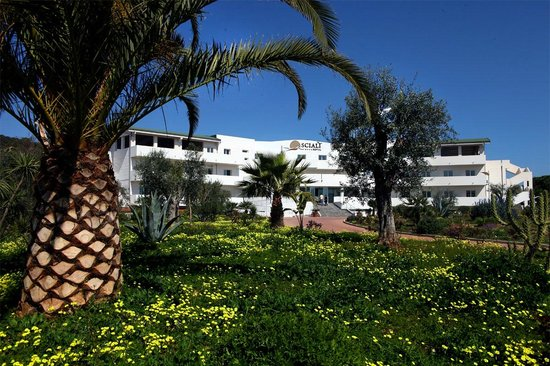 Hotel Sciali: Giardino