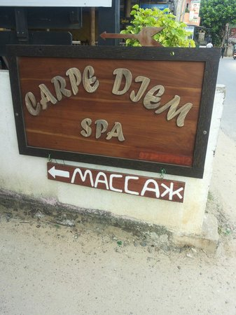 Carpe Diem Massage Center