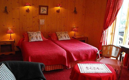 Le Christiania Hotel Restaurant : Room