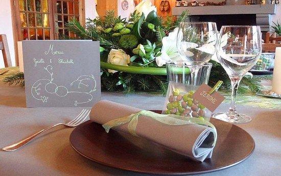 Le Christiania Hotel Restaurant : restaurant