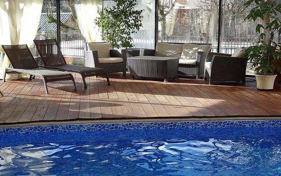 Le Christiania Hotel Restaurant : Pool