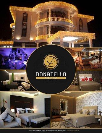 Donatello Boutique Hotel : XNFu OHb SCk