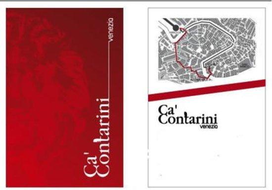 Ca'Contarini 3026: ca'contarini map/venice