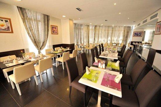Hôtel Liberté : Restaurant